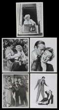 """Movie Posters:Drama, Marilyn Monroe Lot (20th Century Fox, 1950s). Jumbo Stills (5) (11"""" X 14""""). Featuring five shots of the one and only Marilyn... (Total: 5)"""