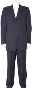 Movie/TV Memorabilia:Costumes, Ernie Kovacs' Suit.... (Total: 2 Items)
