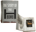Movie/TV Memorabilia:Props, Ernie Kovacs' Prop H-Bomb Book....