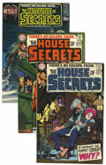 Bronze Age (1970-1979):Horror, House of Secrets #86-91 Group (DC, 1970-71) Condition: AverageFN/VF.... (Total: 6 Comic Books)