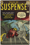 Silver Age (1956-1969):Horror, Tales of Suspense #30 (Marvel, 1962) Condition: FN/VF....