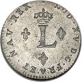 Colonials, 1739-B SOU M French Colonies Sou Marque MS65 NGC....