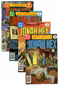 Bronze Age (1970-1979):Western, Jonah Hex Bronze/Modern Group (DC, 1977-86) Condition: Average FN/VF.... (Total: 59 Comic Books)