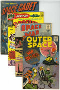 Silver Age (1956-1969):Science Fiction, Miscellaneous Silver Age/Golden Age Sci Fi Group (Various Publishers, 1952-79).... (Total: 29 Comic Books)