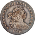 Early Dimes, 1796 10C VF35 NGC....