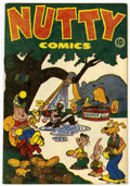 Golden Age (1938-1955):Funny Animal, Nutty Comics #nn File Copy (Harvey, 1945) Condition: VF/NM....