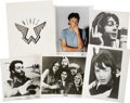 Music Memorabilia:Photos, Beatles - Paul McCartney Photo Group of 26....
