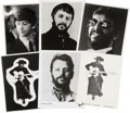 Music Memorabilia:Photos, Beatles - Ringo Starr Photo Group of 13.... (Total: 13 Items)