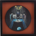 Music Memorabilia:Awards, Paul McCartney and Wings Back to the Egg Rare Promo PictureDisc (1979)....