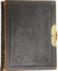 Music Memorabilia:Memorabilia, The Who Related - John Entwistle's Personal Copy of the Bible....
