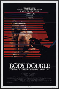 "Body Double (Columbia, 1984). International One Sheet (27"" X 41"") and Lobby Card Set of 8 (11"" X 14""..."