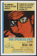 "Movie Posters:Thriller, The Ipcress File (Universal, 1965). One Sheet (27"" X 41"") and LobbyCards (7). Thriller.. ... (Total: 8 Items)"