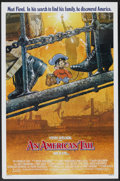 "Movie Posters:Animated, An American Tail (Universal, 1986). One Sheet (27"" X 41"").Animated.. ..."