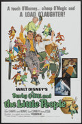 "Movie Posters:Fantasy, Darby O'Gill and the Little People Lot (Buena Vista, R-1977). One Sheets (2) (27"" X 41"") and Pressbooks (2) (11"" X 15""). Fan... (Total: 4 Items)"