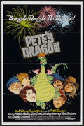 "Movie Posters:Animated, Pete's Dragon (Buena Vista, 1977). One Sheet (27"" X 41""). Animated.. ..."