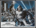 "Movie Posters:Horror, King Kong (Paramount, 1976). Lobby Card Set of 8 (11"" X 14"").Horror.. ... (Total: 8 Items)"