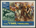 "Movie Posters:Science Fiction, The Time Travelers (American International, 1964). Lobby Card Setof 8 (11"" X 14""). Science Fiction.. ... (Total: 8 Items)"