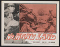 "Movie Posters:War, No Man's Land (Cinema-Video International, 1964). Lobby Card Set of8 (11"" X 14""). War.. ... (Total: 8 Items)"