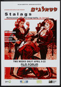 """Movie Posters:Documentary, Stalags (Cinephil, 2008). One Sheet (27"""" X 39""""). Documentary.. ..."""