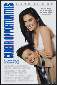 """Career Opportunities (Universal, 1991). One Sheet (27"""" X 40"""") DS. Comedy"""