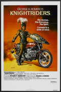 "Movie Posters:Action, Knightriders (United Artists, 1981). One Sheet (27"" X 41""). Action.. ..."