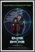 """Movie Posters:Action, Cloak & Dagger (Universal, 1984). One Sheet (27"""" X 41""""). Action.. ..."""