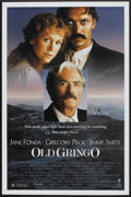 "Movie Posters:Adventure, Old Gringo (Columbia, 1989). One Sheet (27"" X 41""). Adventure.. ..."