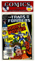 Modern Age (1980-Present):Miscellaneous, Comics From Marvel Books Transformers #13-15 3-Pack (Marvel, 1986) Condition: NM.... (Total: 3 Comic Books)