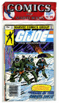 Modern Age (1980-Present):Miscellaneous, Comics From Marvel Books G. I. Joe #2, 26, and 27 3-Pack (Marvel, 1982-84) Condition: NM.... (Total: 3 Comic Books)