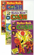 Bronze Age (1970-1979):Cartoon Character, Richie Rich Cash #1-47 File Copy Group (Harvey, 1974-82) Condition:Average NM.... (Total: 47 Comic Books)