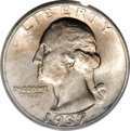 Washington Quarters, 1937 25C Doubled Die Obverse MS64 PCGS....