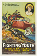 "Movie Posters:Crime, Fighting Youth (Columbia, 1925). One Sheet (27"" X 41"") Style A....."