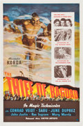 """Movie Posters:Fantasy, The Thief of Bagdad (United Artists, 1940). One Sheet (27"""" X 41"""")....."""