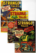 Silver Age (1956-1969):Superhero, Strange Tales Group (Marvel, 1964-) Condition: Average GD.... (Total: 28 Comic Books)