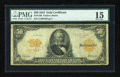 Large Size:Gold Certificates, Fr. 1199 $50 1913 Gold Certificate PMG Choice Fine 15....