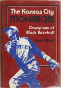 Autographs:Others, Negro League Stars Signed Book....