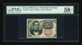 Fractional Currency:Fifth Issue, Fr. 1265 10c Fifth Issue PMG Choice About Unc 58 EPQ....
