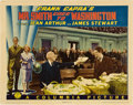 "Movie Posters:Drama, Mr. Smith Goes to Washington (Columbia, 1939). Lobby Cards (3) (11""X 14"").. ... (Total: 3 Item)"