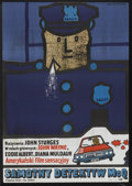 """Movie Posters:Action, McQ (Warner CRF, 1975). Polish One Sheet (23"""" X 32.5""""). Action.. ..."""