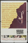 "Movie Posters:Drama, Splendor in the Grass (Warner Brothers, 1961). One Sheet (27"" X 41"") and Cut Pressbook (Multiple Pages, 11"" X 17""). Drama.. ... (Total: 2 Items)"