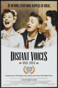 """Movie Posters:Drama, Distant Voices, Still Lives (Avenue Pictures, 1989). One Sheet (27""""X 41""""). Drama.. ..."""