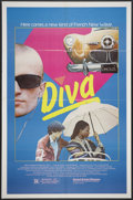 "Movie Posters:Action, Diva (United Artists Classics, 1982). One Sheet (27"" X 41""). Action.. ..."