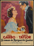 """Movie Posters:Drama, Camille (MGM, R-1950). French Grande (44.75"""" X 61""""). Drama.. ..."""