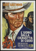"Movie Posters:Crime, Coogan's Bluff (Universal, 1968). Italian 2 - Folio (39"" X 55"").Crime.. ..."