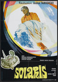 """Movie Posters:Science Fiction, Solaris (Sovexportfilm, R-1970s). Russian Export Poster (30"""" X 42""""). Science Fiction.. ..."""