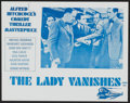 """Movie Posters:Hitchcock, The Lady Vanishes (BEF, R-1960s). Australian Lobby Cards (5) (11"""" X14""""). Hitchcock.. ... (Total: 5 Items)"""