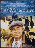 "Movie Posters:Historical Drama, Les Miserables (Les Films 13, 1995). French Grande (45.5"" X 62"").Historical Drama.. ..."