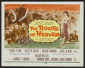 "Movie Posters:Adventure, The Roots of Heaven (20th Century Fox, 1958). Lobby Card Set of 8(11"" X 14""). Adventure.. ... (Total: 8 Items)"