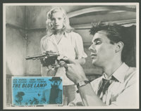 """The Blue Lamp (Eagle Lion, 1950). Australian Lobby Cards (4) (11"""" X 14""""). Action. ... (Total: 4 Items)"""