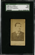 Boxing Cards:General, 1888 N332 S.F. Hess Mike Cleary SGC 10 Poor 1 (Uncatalogued)....
